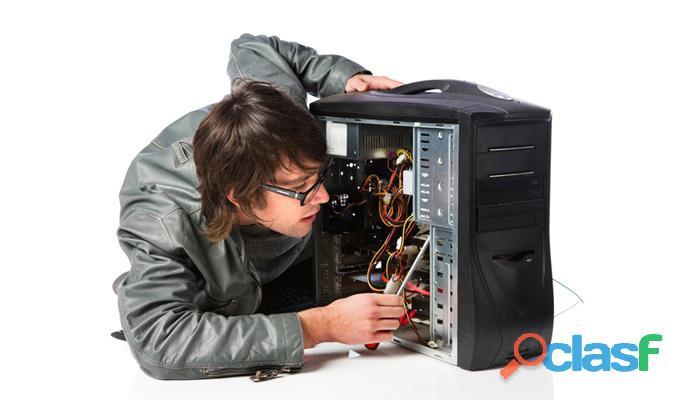 Reparacion de computadoras a domicilio en tijuana