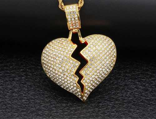 Cadena bling chain grillz narco gold hip hop rap heart