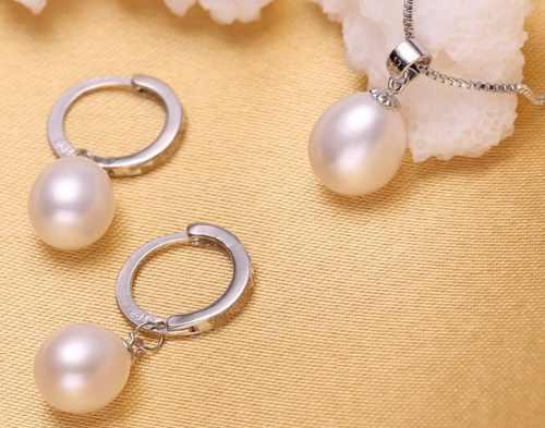 9b743220c8a4 Collar pulsera aretes perla 【 REBAJAS Julio 】 | Clasf