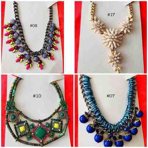 43971ae5643b Lote de 20 collares envío gratis elige tus modelos! m s i