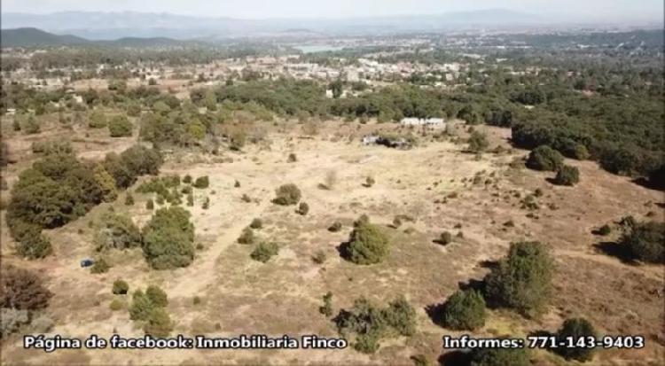 TERRENO EN PUEBLO MÁGICO, HUASCA DE OCAMPO, HIDALGO.