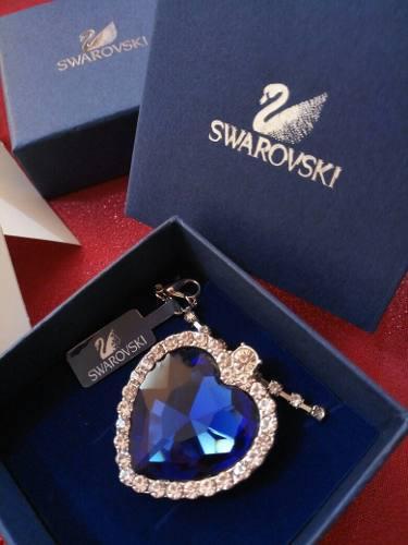 emergencia salud Hobart  Titanic swarovski collar dije y cadena de cristales **** en México | Clasf  moda-y-accesorios