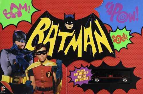 Batman complete television series edición limitada blu-ray