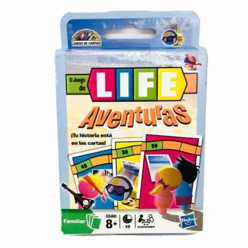 El juego de life aventuras hasbro