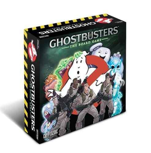 Ghostbusters board game entrega inmediata