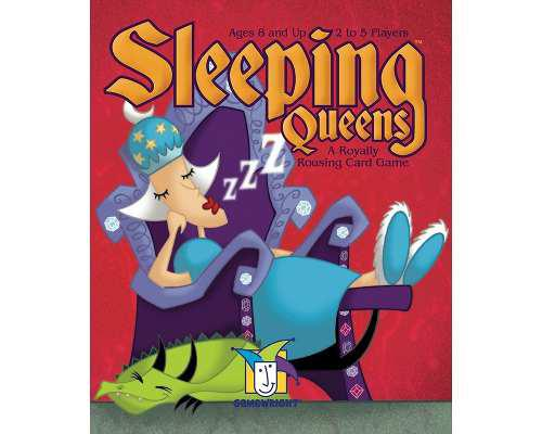 Juego sleeping queens - gamewright