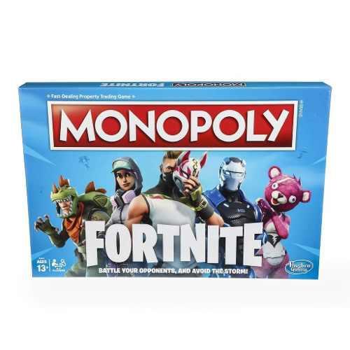 Monopoly fotnite edicion especial + envío gratis