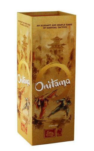 Onitama, board game