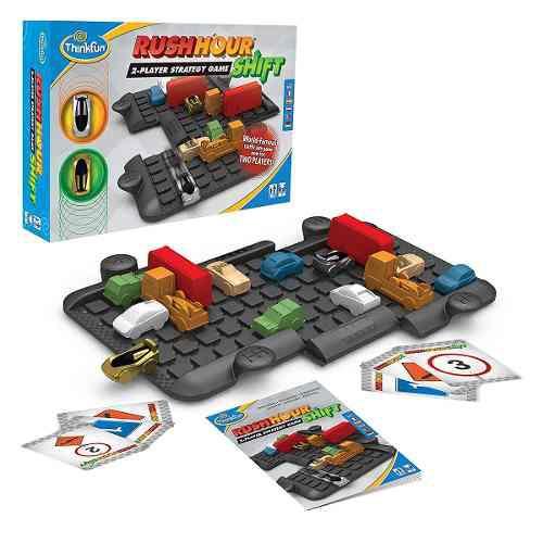 Think fun rush hour shift board game