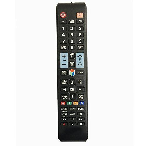Remote control for samsung lcd led hdtv 3d smart tvs
