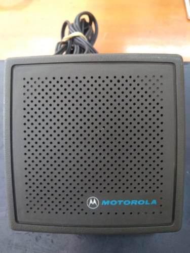 Bocina para radio móvil motorola