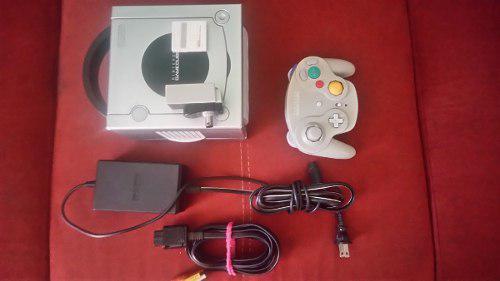 Game cube control inalambrico, juegos, memoria y cables