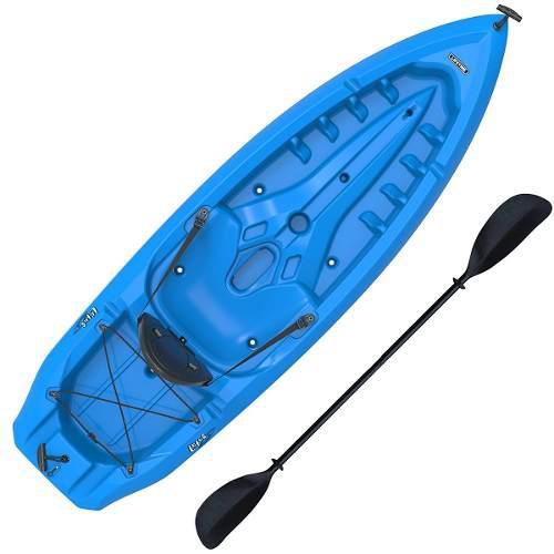 Kayak lifetime tamarack 10 pies oferta, mar, rios, pesca