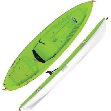 Kayak pelican bandit 100x remo incluido