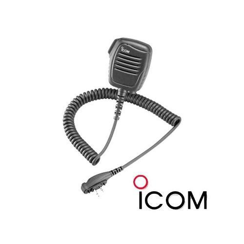Micrófono bocina de solapa icom ic-f3 / f3s/f4/a4 / v8