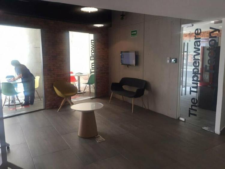 Oficinas design thinking en renta, en bosques!!