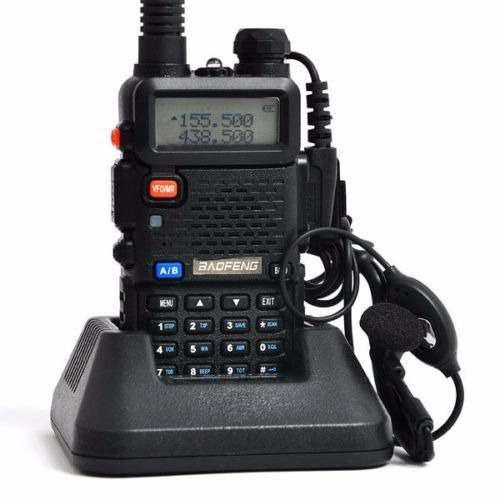 Radio comunicador portatil profesional baofeng uv5r vhf/uhf