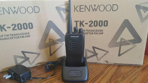 Radio kenwood tk 2000 /tk 3000 con garantia