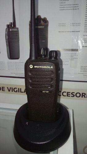 Radio motorola dep 450 analogo uhf