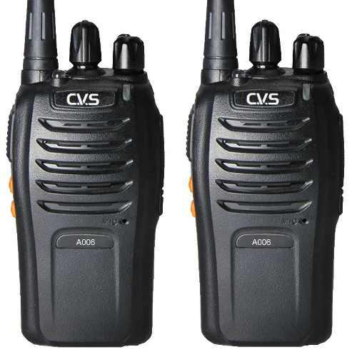 Radio uhf 16 canales transceiver