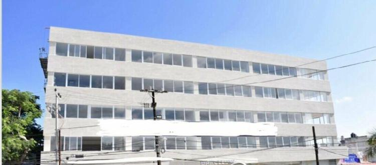 Edificio de oficinas se rentan desde 41 mt2