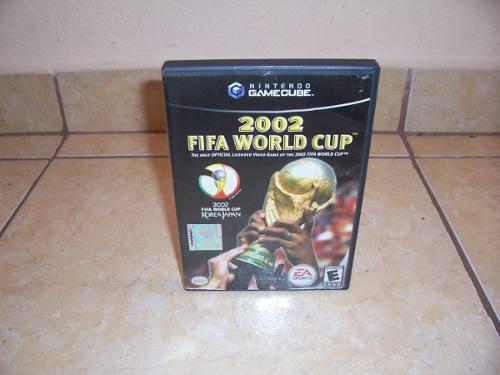 2002 fifa world cup nintendo gamecube +++