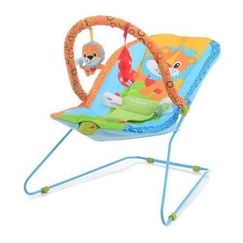 Bouncer silla mecedora vibradora para bebe prinsel jolly