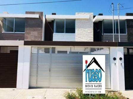 Casa nueva en venta en la colonia ejido 1 de mayo en boca