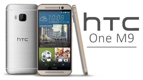 Celular htc one m9 32gb 98% estetica cargador original