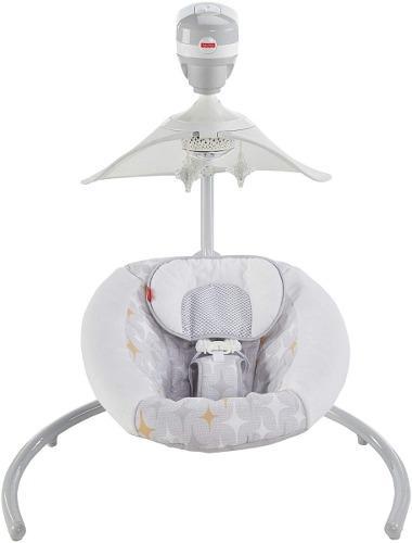 9af906a48 Columpio bebe mecedora oscilación fisher price estrellitas