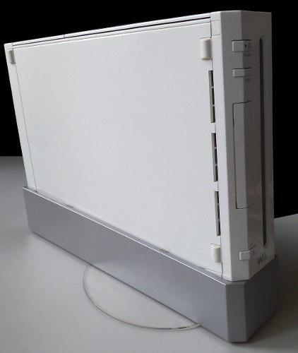 Consola wii + 9 juegos + wii remote + accesorios