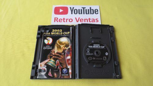 Fifa world cup 2002 korea japon gamecube hasta 4 players