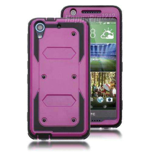 For htc desire 626 - without clip purple - para htc des-9376