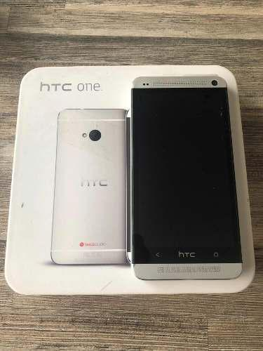 Htc one m7 32 gb en caja completo super funcional iphone