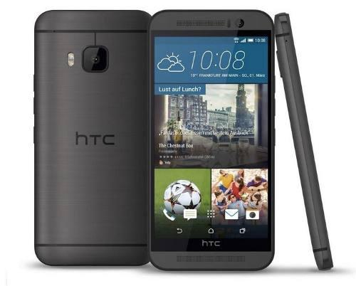 Htc one m9 32gb - 4g lte 20mpx android 7 + excelentes !!