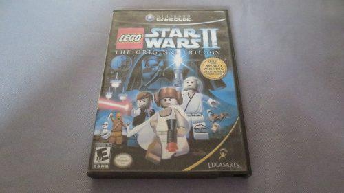 Lego star wars 2 nintendo gamecube **juegazo***