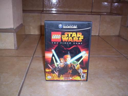 Lego star wars nintendo gamecube +++