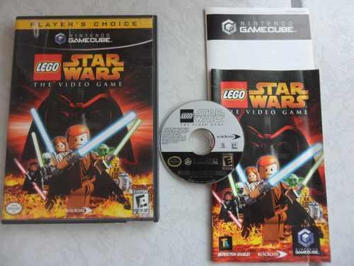 Lego star wars the videogame gamecube juegazo!!!