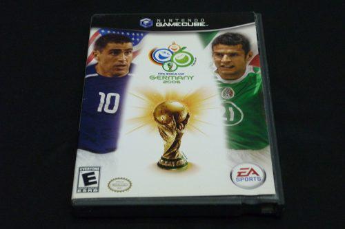 Longaniza games * gamecube world cup germany 2006