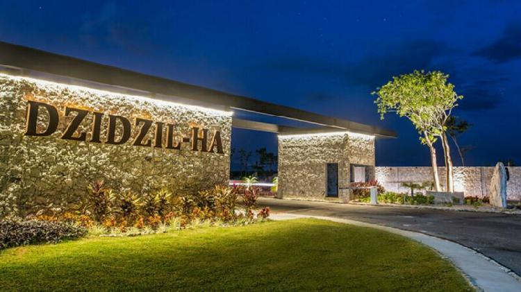 Lotes residenciales en privada Dzidzil-Ha con las mejores