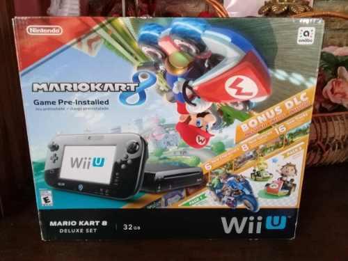 Nintendo Wii U Con Mario Kart 8