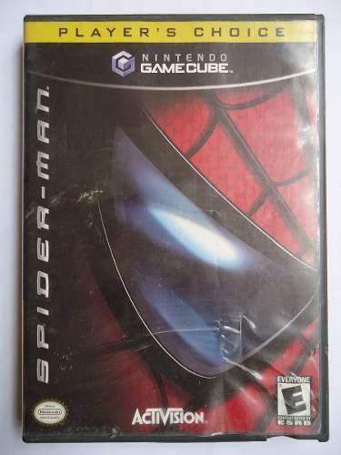 Spiderman para nintendo gamecube completo ngc hombre araña