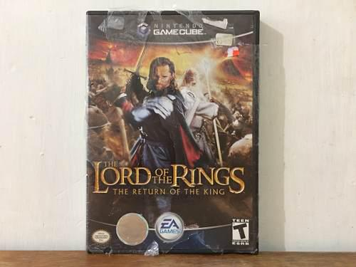 The Lord Of The Rings The Return Of The King Gamecube Nuevo