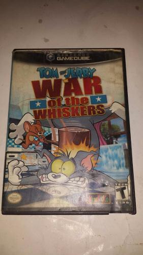 Tom & jerry in war of the whiskers game cube
