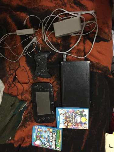 Wii u usado con 17 juegos