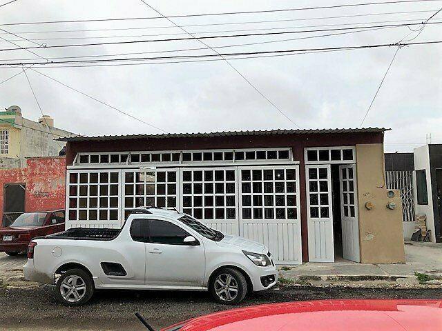 Casa Fracc Ramón Espinola Campeche, Camp