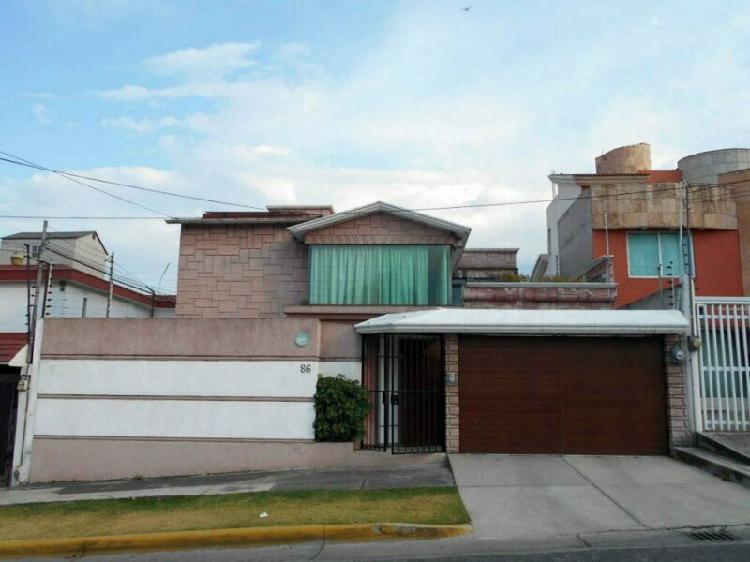 Casa en renta en ciudad satélite, naucalpan rcr-36