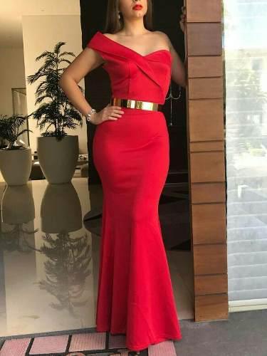 Glam Envy Vestido Rebajas Diciembre Clasf