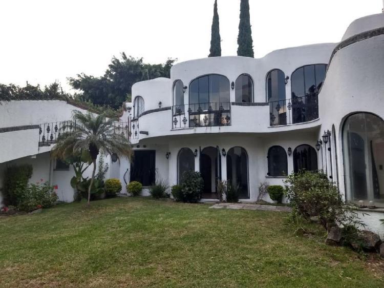 Hermosa casa en col. jardines de cuernavaca