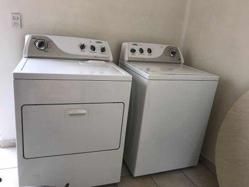 Lavadora y secadora whirlpool 17 kg